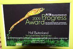 Peta Award