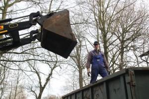 Holger und der Riesen-Container