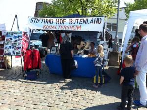 """...bei der gestrigen Veranstaltung """"Vegan Spring"""" in Hannover"""