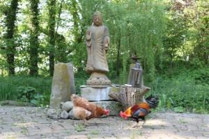 Der Hühnergrüß