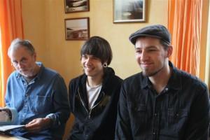 Jan, Kalle, Fabian